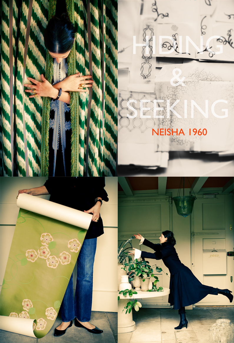 Neisha Crosland textile designer
